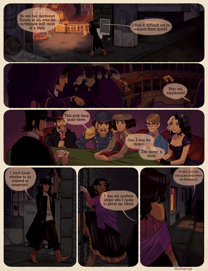Blindsprings Blindsprings Page One Hundred And Forty Six